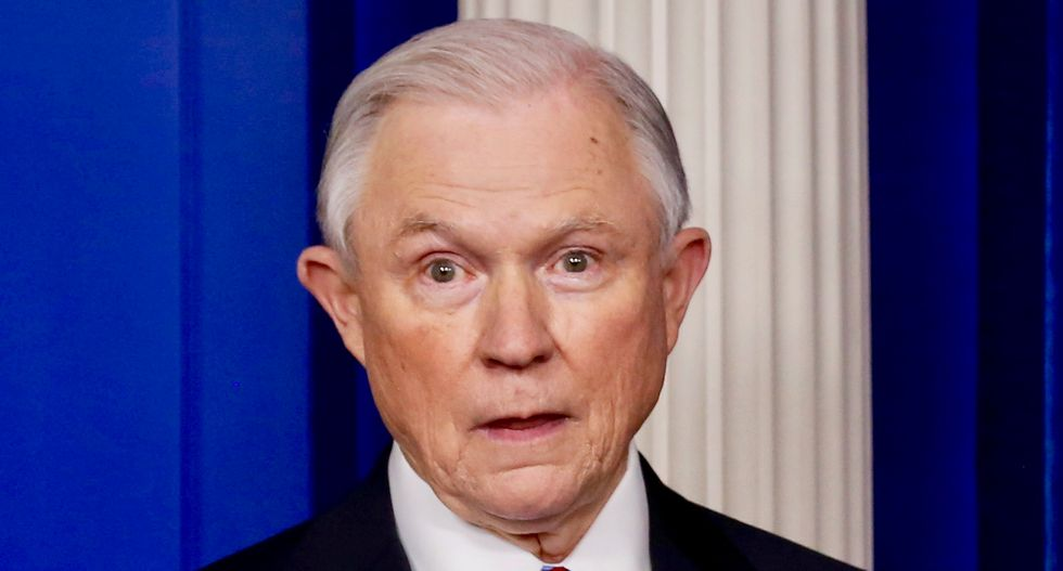 Jeff Sessions suffers new humiliation: Trump's campaign demands he stop invoking the president to win votes