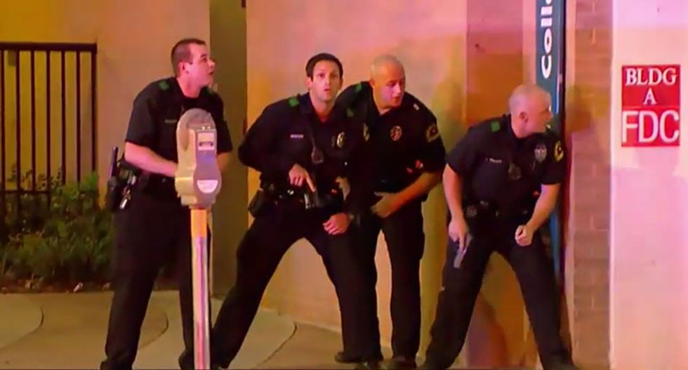 Police use of 'bomb robot' to kill Dallas suspect is unprecedented, experts say