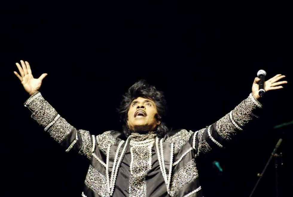 Religion's hold on Little Richard, rock's sex-amped founder