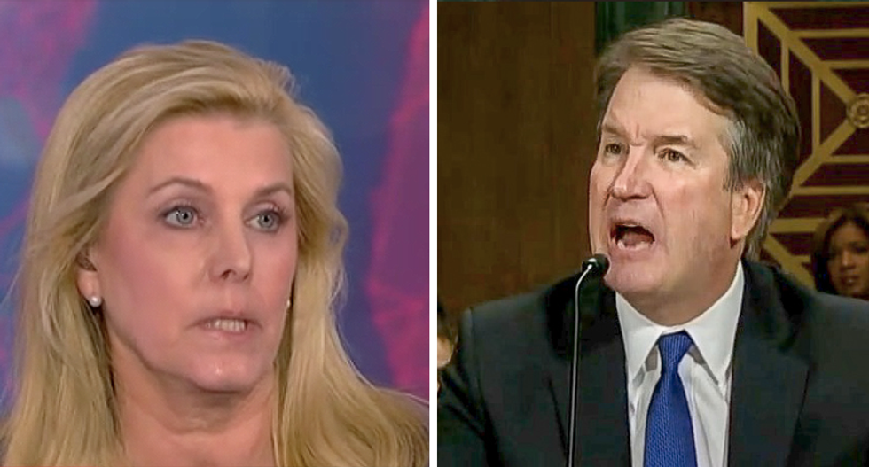 Former federal prosecutor: 'You see what he'd be like as an angry and belligerent drunk -- it was scary'