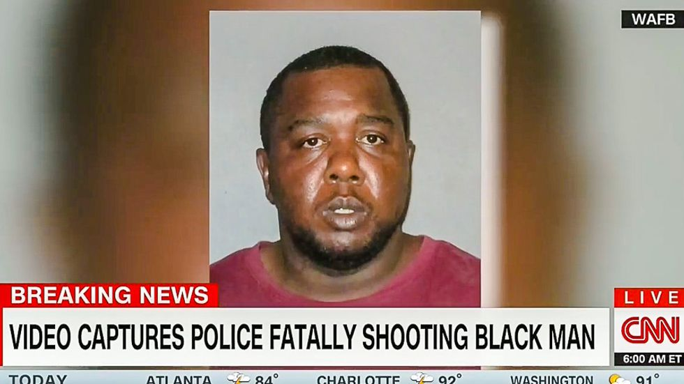 CNN digs up old mug shot of Louisiana man killed by police: 'Does he have a history of violence?'