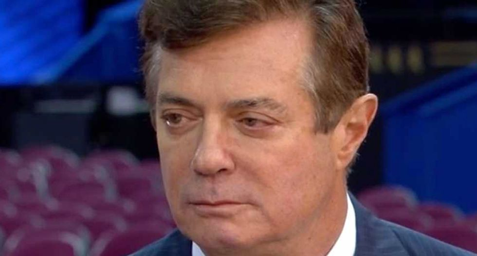 Manafort moves to keep Mueller from using explosive files acquired in warehouse search