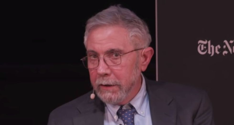Paul Krugman explains how the GOP's disdain for workers will tank the economy