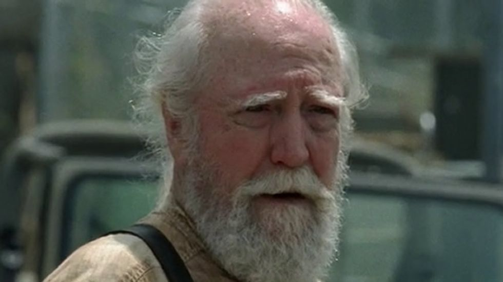 'The Walking Dead': We all die alone, broken, and afraid