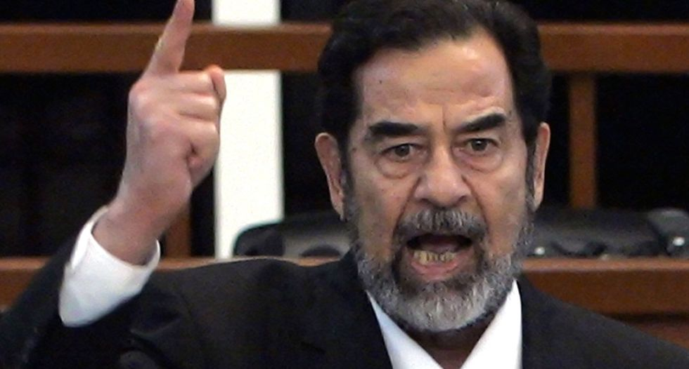 Saddam Hussein: How a deadly purge of opponents set up his ruthless dictatorship