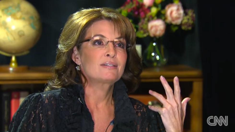 Ex-John McCain staffer: Seeing Sarah Palin gives me 'a little bit' of PTSD
