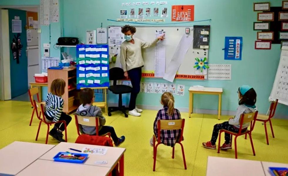 1 in 5 teachers—citing COVID-19 concerns—likely won't return to US schools this fall: survey