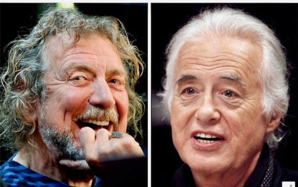 US panel reinstates 'Stairway to Heaven' ruling in favor of Led Zeppelin