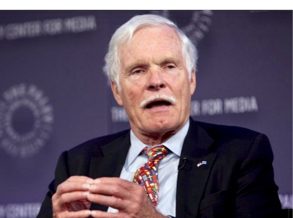 CNN founder Ted Turner says he's suffering a form of dementia