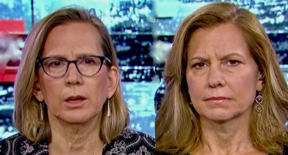 Christine Blasey Ford'sfamily breaks their silence and calls Kavanaugh's testimony 'belligerent' and 'evasive'