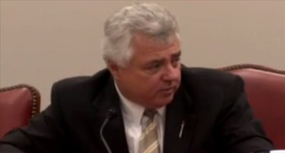 S. Carolina Republican: Constitutional ban on same-sex marriage would help 'propagation of our species'