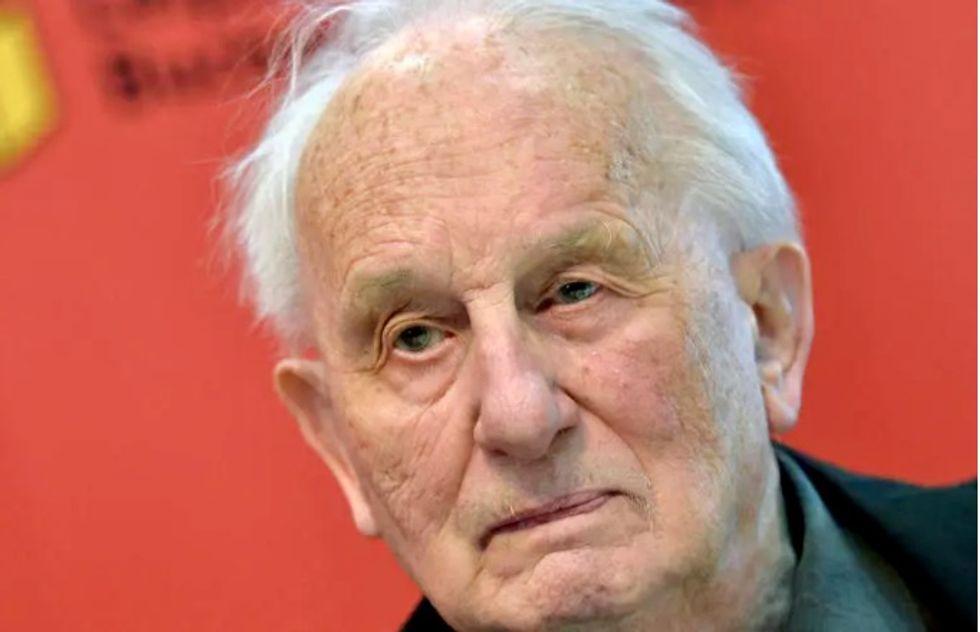 German dramatist, Vatican critic Ralf Hochhuth dead at 89