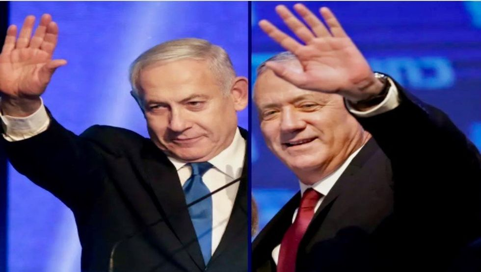 Israel to swear in government after 500-day political crisis