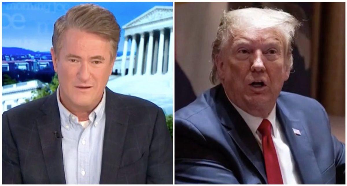 MSNBC's Joe Scarborough has met with attorney to discuss lawsuit against Trump: Report