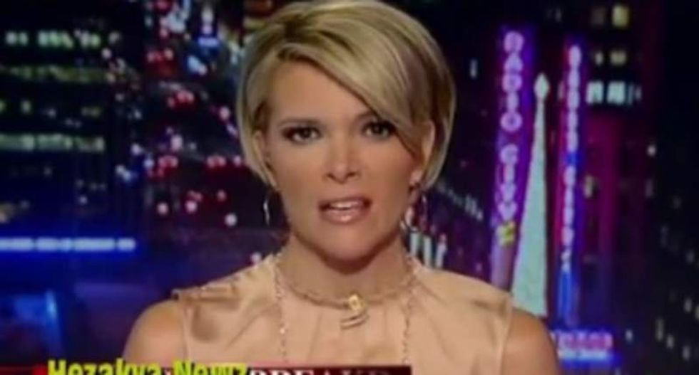 Megyn Kelly whines Trump's free speech rights were 'shut down' after candidate cancels rally