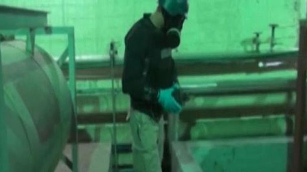 Chemical weapons watchdog will investigate Syria's use of deadly chlorine gas on civilians
