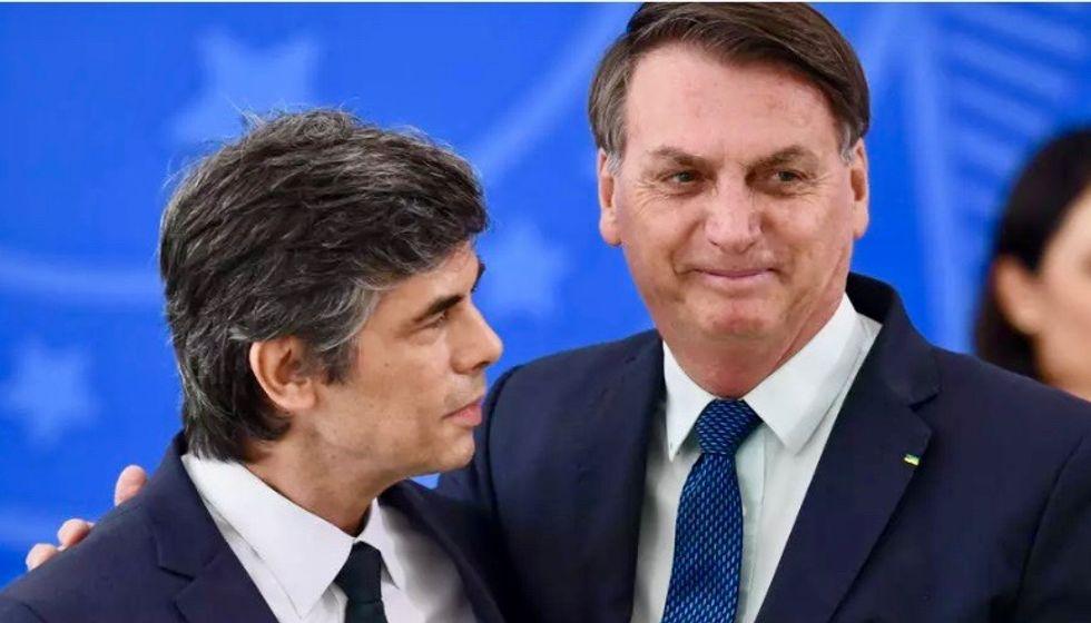 Brazil health minister resigns amid coronavirus crisis