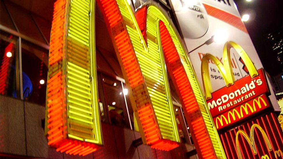 Fast food workers go on strike nationwide to protest lack of a decent wage