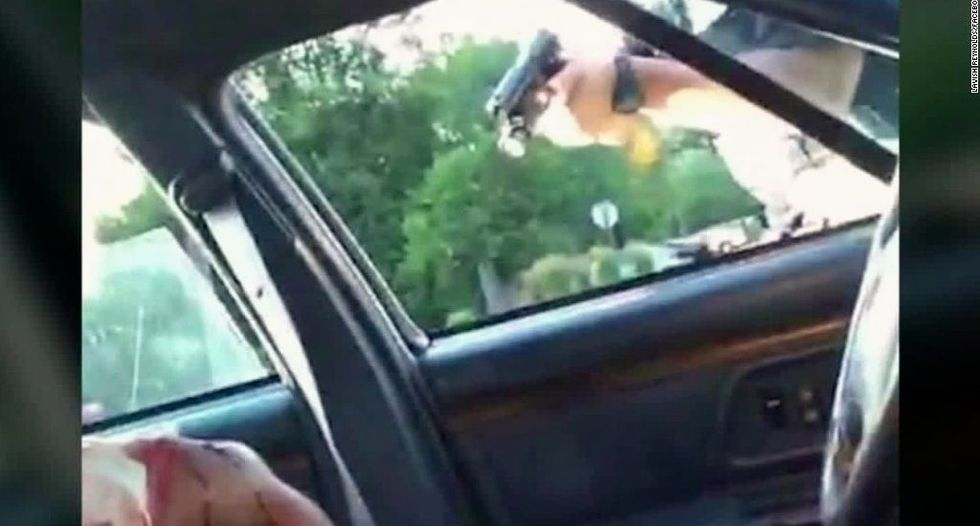 Shocking new dashcam video shows fatal shooting of black motorist Philando Castile