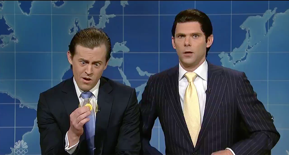 WATCH: 'SNL' compares Trump Jr's Russia meeting with an episode of 'To Catch a Predator'