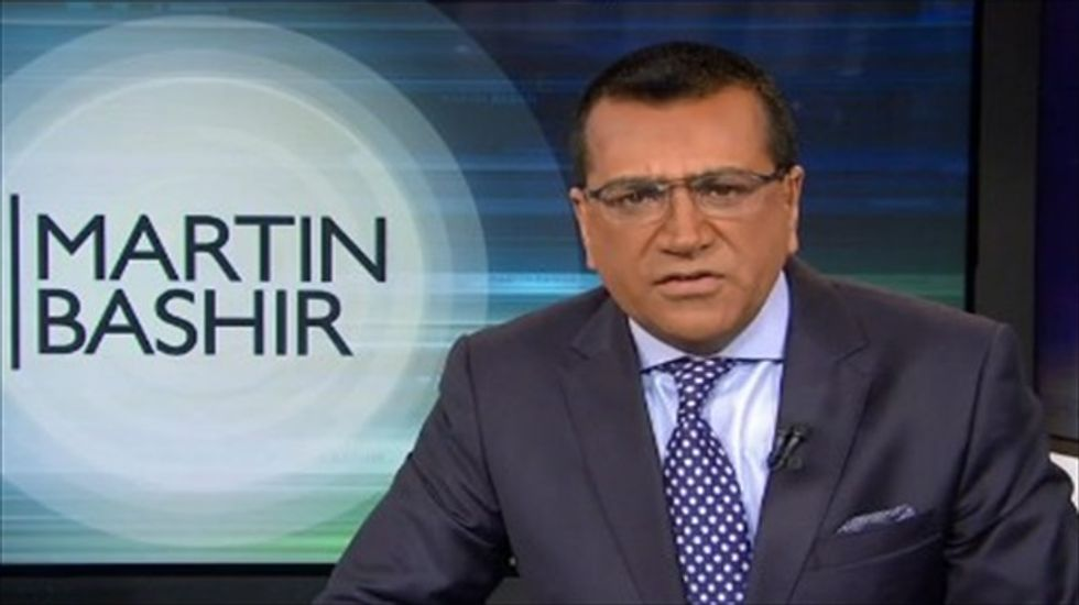 Martin Bashir announces resignation from MSNBC days after apologizing for Palin remark