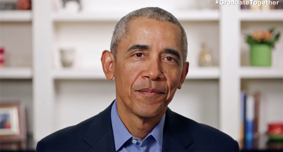 Internet reacts as Obama breaks silence on George Floyd: 'Great to hear from a real president'