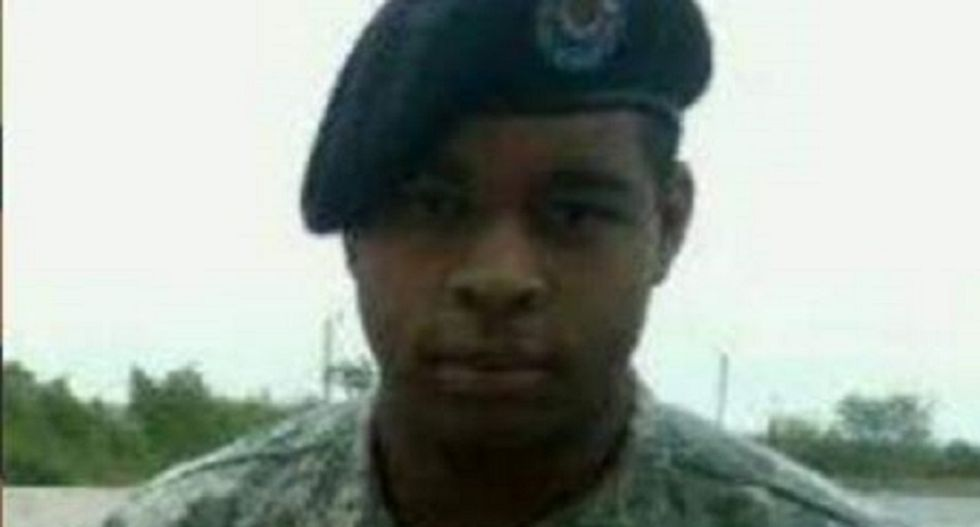 Dallas gunman struggled with marksmanship in training: Fellow service member