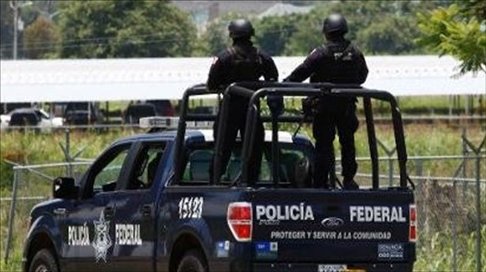 Mexican security forces capture Knights Templar drug cartel leader