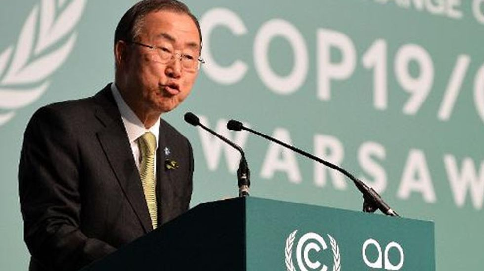 UN chief warns of growing links between organized crime and violent extremism