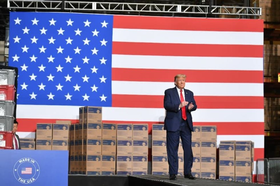 Trump vs Biden: First it was wild -- then came COVID-19
