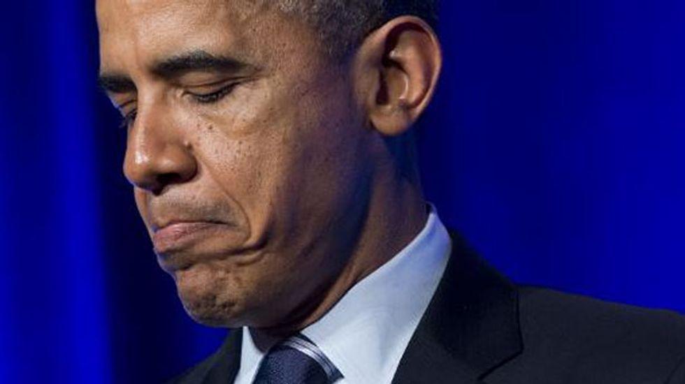 Effigy of President Obama found hanging from Missouri bridge