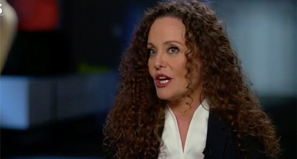 WATCH: Third Kavanaugh accuser Julie Swetnick names police officer she went to after she claimed she was raped