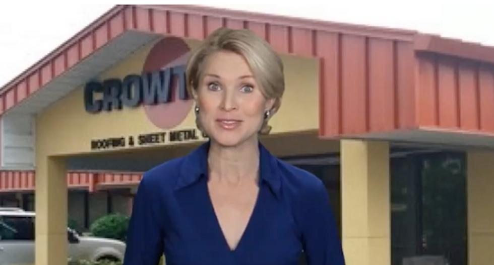 Florida company facing furious backlash after posting pro-Kavanaugh sign that taunts sex assault victims