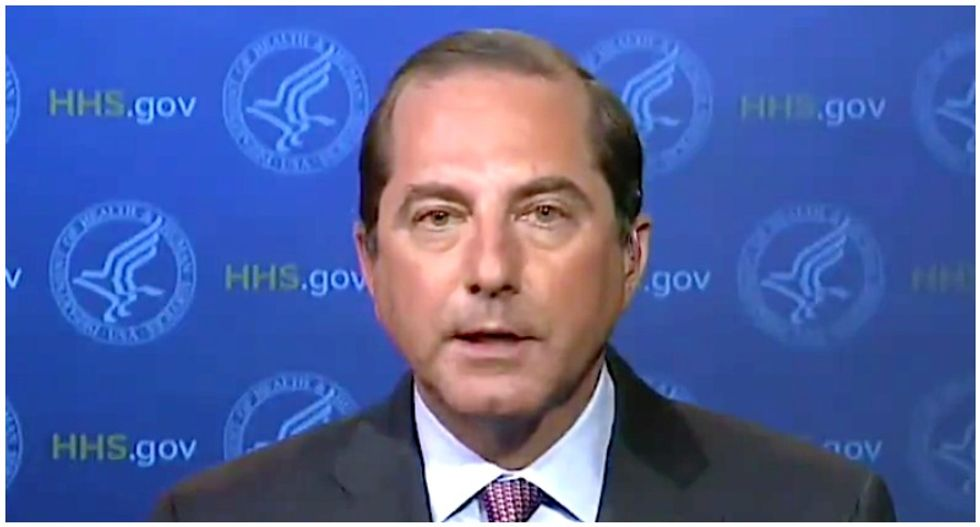 'Screaming matches' erupted in the Trump administration as HHS sought to override FDA on COVID tests: report