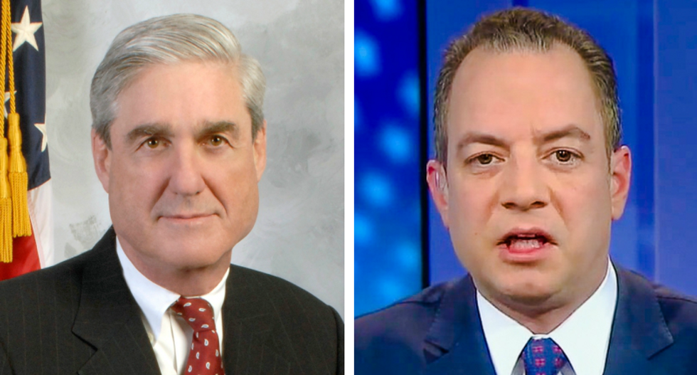 Mueller eyeing permission to talk with Reince Preibus as Russia probe hits interrogation phase: report