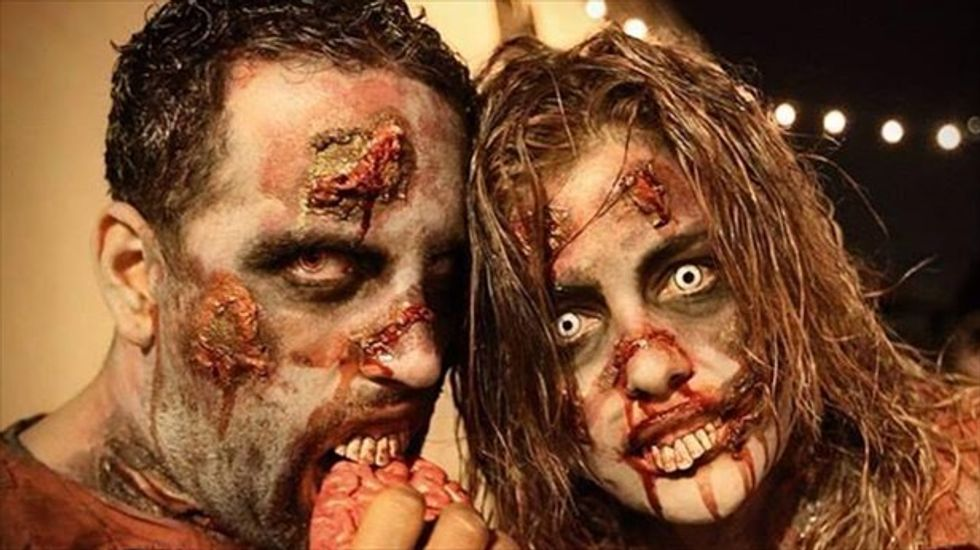 This is where you should go to survive the zombie apocalypse, according to science