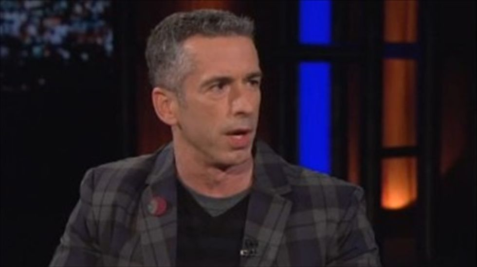 Joe Rogan and Dan Savage agree: Antigay activists are 'worried that dicks are delicious'