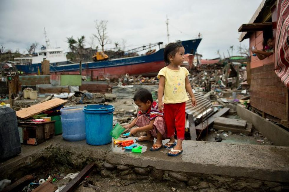 Natural disasters cost $125 billion in 2013