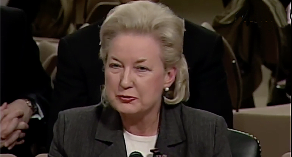 Trump's federal judge sister Maryanne Trump Barry is heavily implicated in NY Times report on family tax evasion