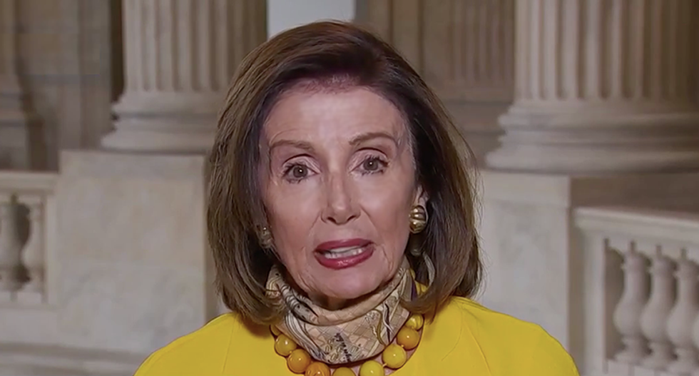 Pelosi: 'I didn't know Trump would be so sensitive -- he's always talking about other people's weight'