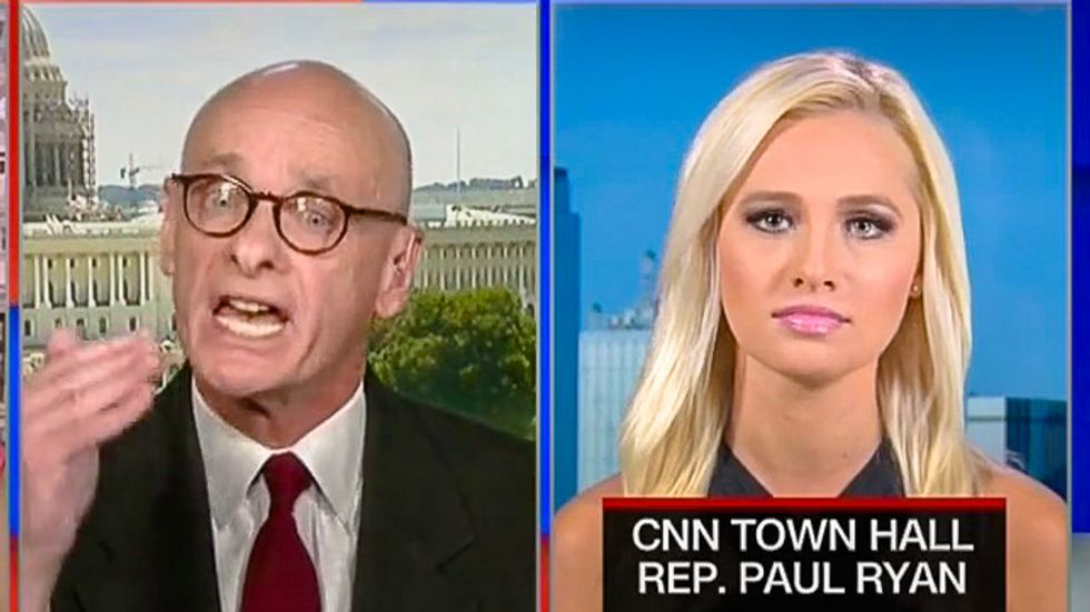'What you did appalls me': Reporter blisters Tomi Lahren for calling black activists 'the new KKK'
