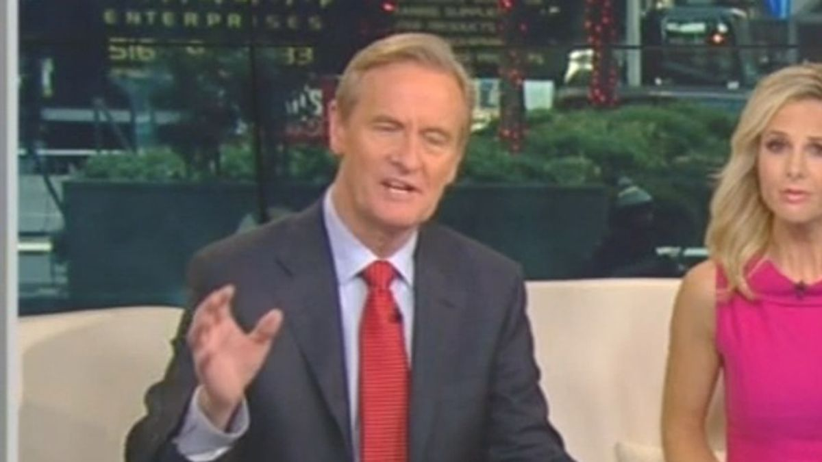 Fox News viewers tear into Steve Doocy after he begs them to get vaccinated