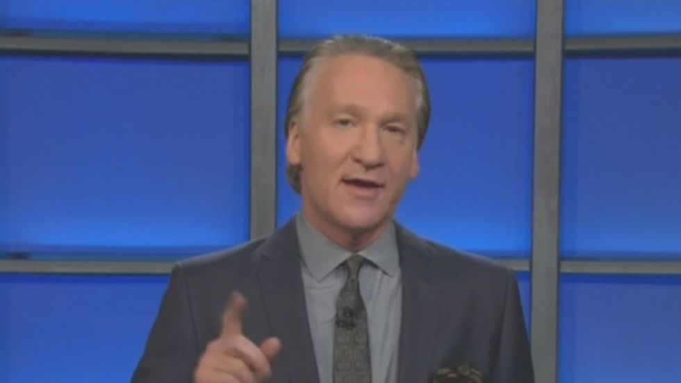 Bill Maher suggests a new American poltical party: 'the Perverts With Principles Party'