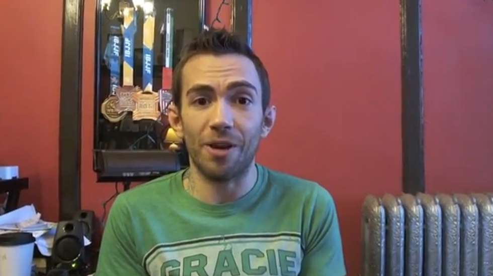 Comedian Jamie Kilstein on how to be a feminist: 'Don't be a d*ck to women'