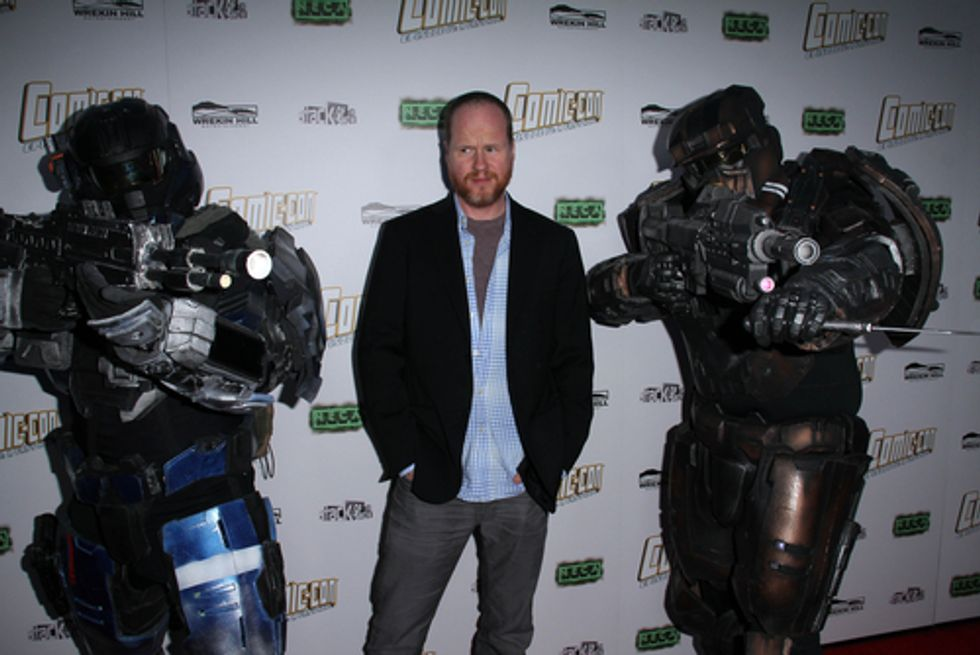 Man-babies grasp desperately at anything, no matter how silly, to discredit Joss Whedon