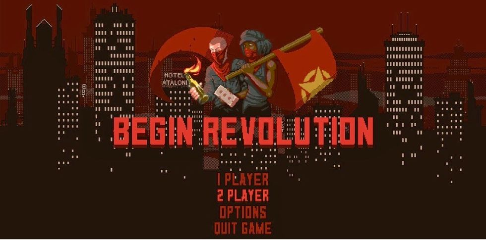 Tonight we riot? What Nintendo's 'revolutionary' video game misses about worker liberation