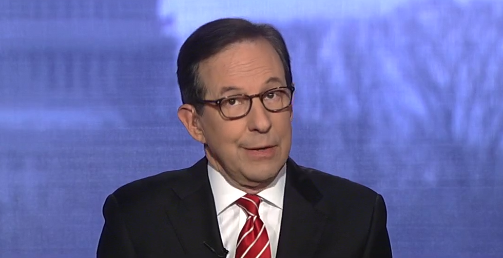 Fox News anchor Chris Wallace slaps Comey for getting 'b*tchy' about Trump's personal appearance
