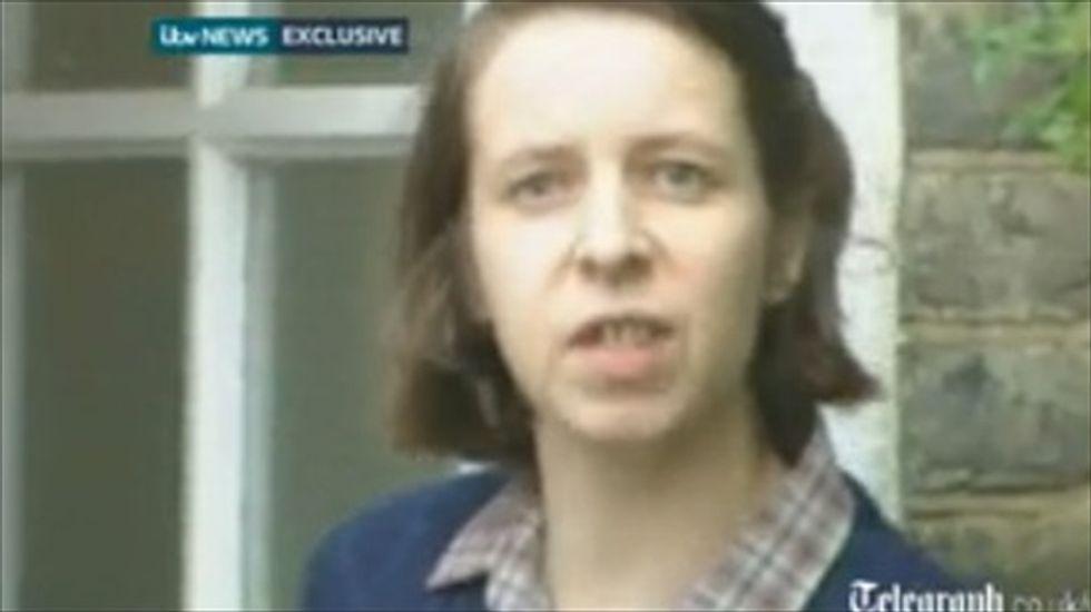 World War II codebreaker's daughter among women freed from London home