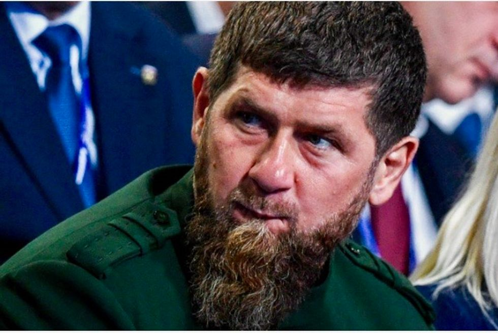 Chechen leader hospitalized with suspected coronavirus: reports