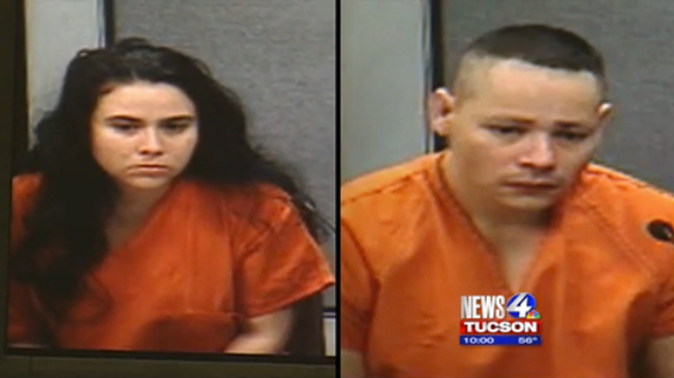 Police say Arizona couple held three teen girls captive for two years in 'house of horrors'